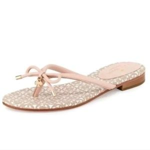 ☆JUST IN☆ KATE SPADE•Mystic Bow•Flat•Thong